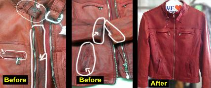 Pro Leather Jackets Cleaner Clean Suede Dye Repair